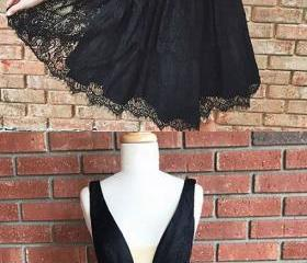 Cute Black Lace Home..