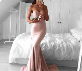 Formal Evening Dress..