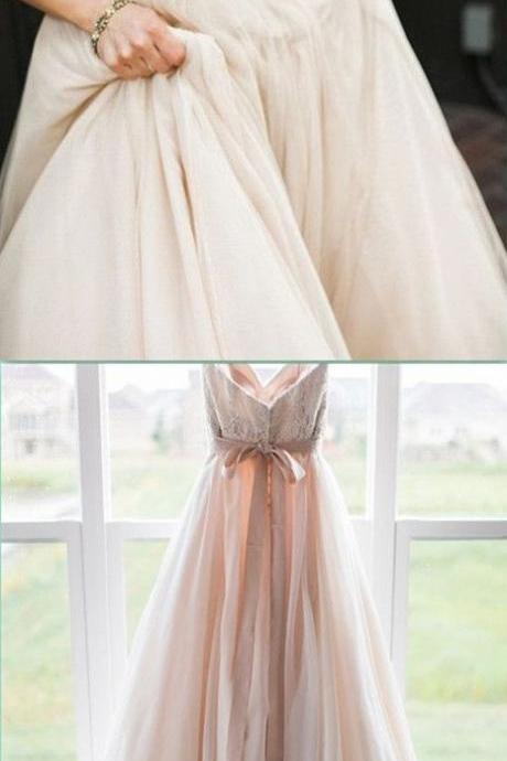 Princess Wedding Dresses Wedding Dress with Lace brides dress,41215